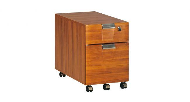 Caisson mobile tiroirs mobilier de bureau contemporain santos