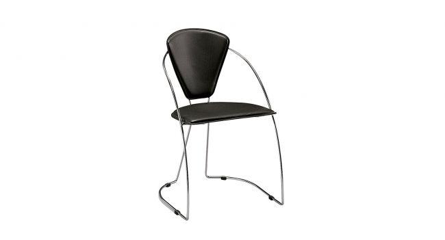 chaise visiteur fil mobilier de bureau contemporain. Black Bedroom Furniture Sets. Home Design Ideas